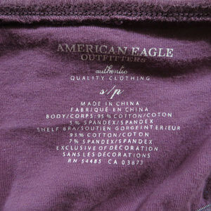 American Eagle Outfitters Tops - American Eagle top Small floral lace trim cami